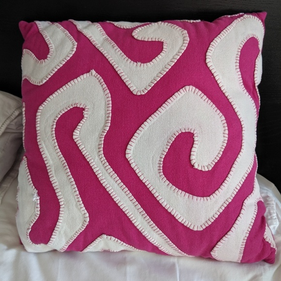 Threshold Other - Target threshold purple white accent throw pillow